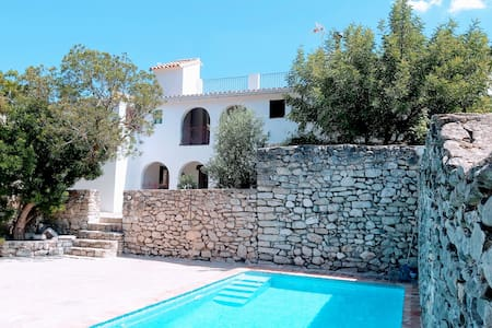 Village House: Private Pool, Nature, Hiking