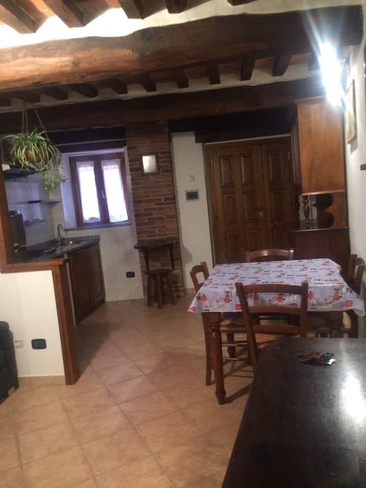 Appartamento nel centro storico di Gavorrano