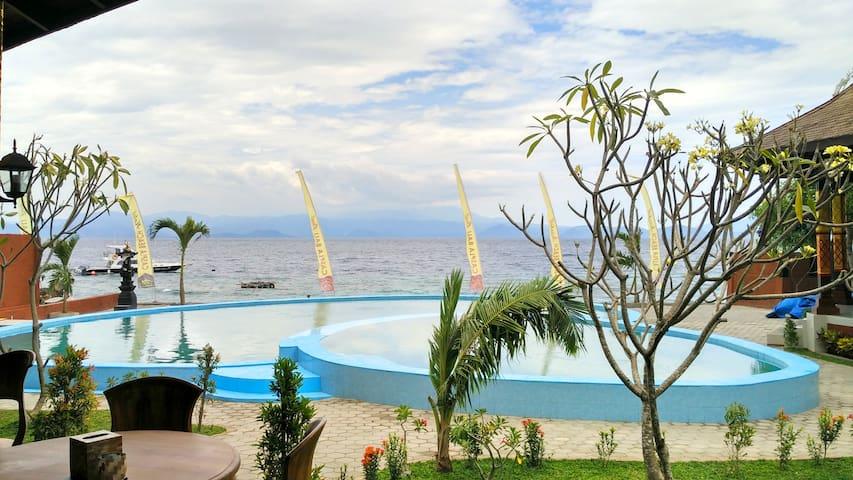 Caspla Beach Hotel - West Denpasar - Guesthouse