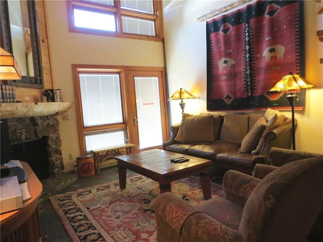 Columbine #1202 - Mt. Crested Butte - บ้าน