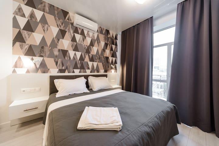 Комфортные апартаменты-студио ID852