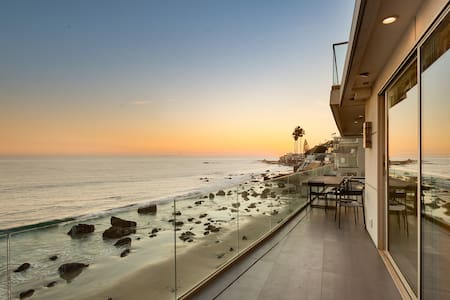 $14 Million Oceanfront Home with Private Beach
