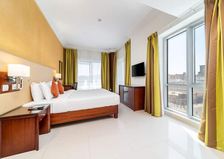 One-bedroom Apartment at Star Metro Deira Hotel