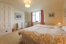 Another of the bedrooms