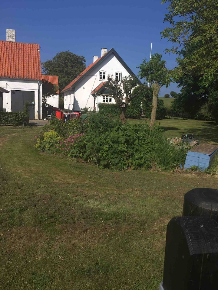 Rooms close to the sea and charming Kerteminde
