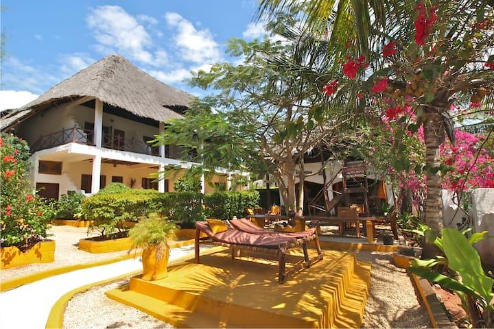 Colours of Zanzibar - Kiwengwa - Bed & Breakfast