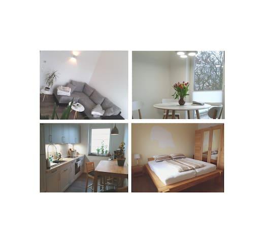 Neubau | 2 Zi. +Balkon | modern| chic (von Privat)