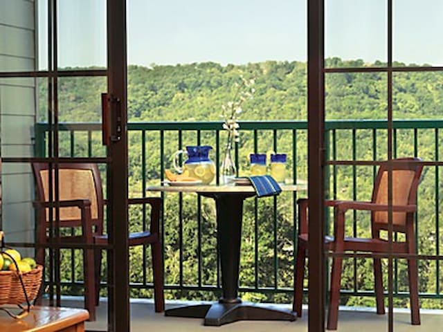 Branson Retreat: 2 bdr./sleeps 8 (Falls Village)