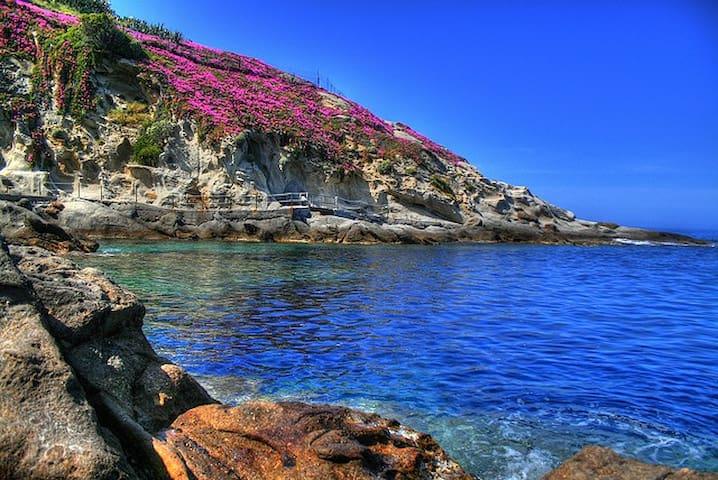 """Isola d'Elba Capo S.Andrea bilocale X 4p  """"Limoni"""" - Marciana - Wohnung"""