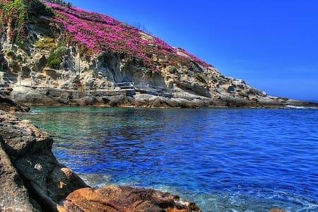 "Isola d'Elba Capo S.Andrea bilocale X 4p  ""Limoni"" - Marciana"
