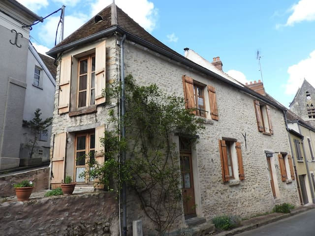 Beautiful house in Chalo-Saint-Mars