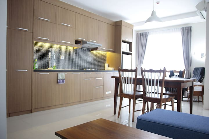 Mi Casa 2 BR - Penthouse in South Jakarta