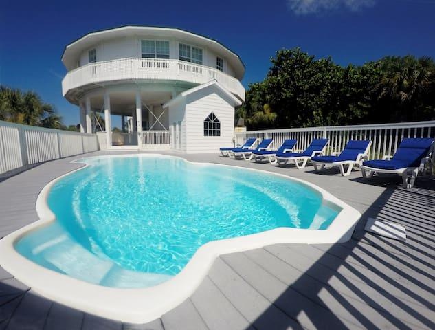 Luxury Five Bedroom on North Captiva - Captiva - Casa vacanze