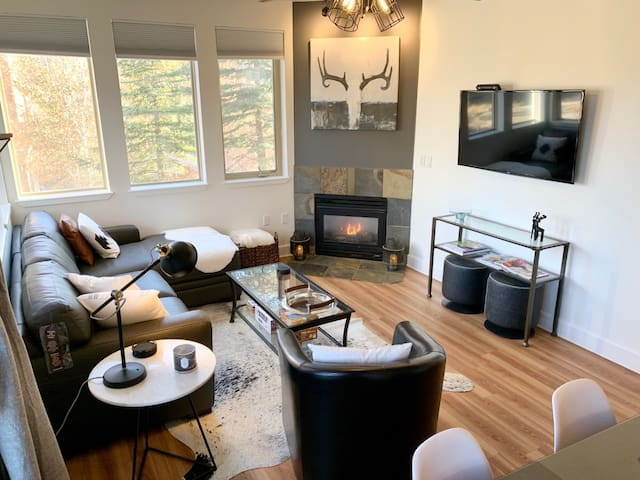 Cozy Ground Floor Condo Sleeps 6 in Beds, 2 Baths