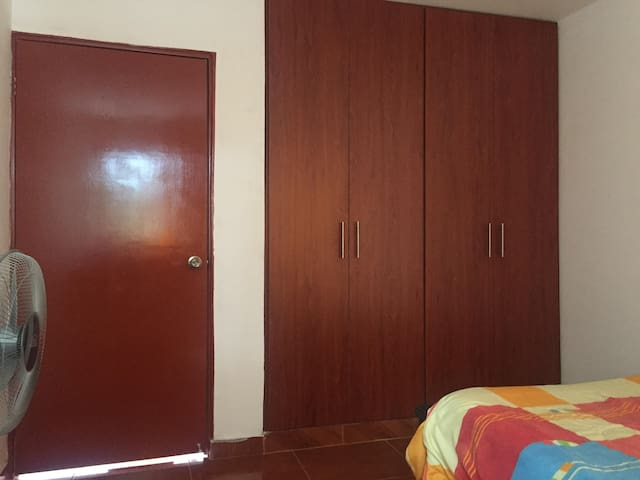 calm and nice room in Neiva , south of Colombia