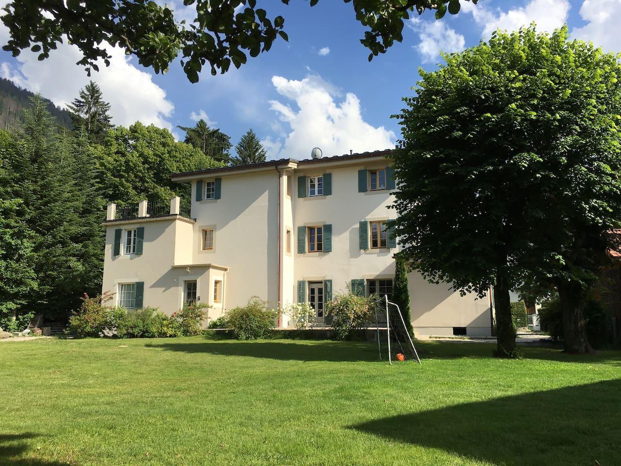 Villa Les Marguerites - The North Face