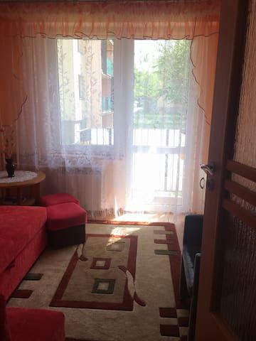 Mały pokój dwuosobowy-Hajnówka-Białowieża 23km