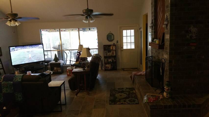 Houston Super Bowl room rental mins from IAH