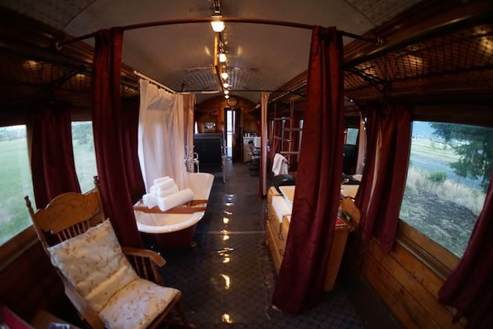 Fiordland Carriage