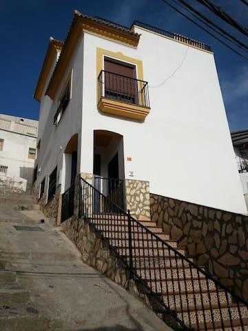 Apartamento en Abrucena-Alpujarra - Abrucena - Apartamento