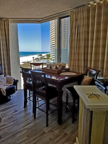 Beach Side Complex, beach chairs included - Panama City Beach - Apartament