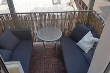 Balcony/ Balkon