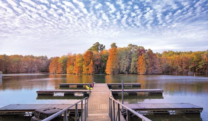 Lake Marion, South Carolina-3Bd Suite (Sleeps 10)