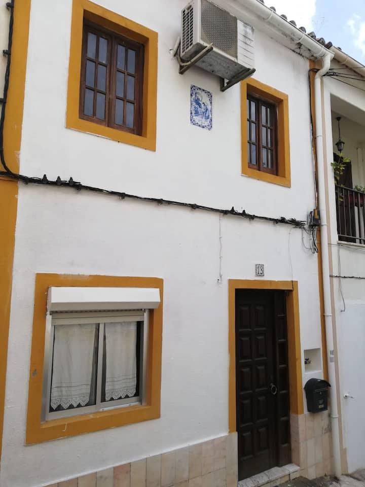 Montargil casa com vista
