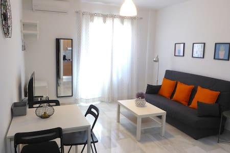 Céntrico y cómodo apartamento ,ideal para parejas.