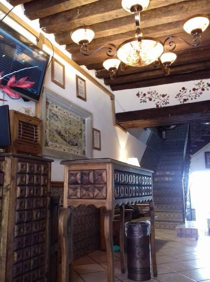 HOTEL MESÓN POCITOS HAB 6