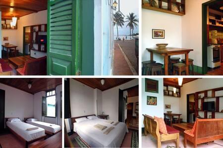 Casarao Azul - Apartamento Samba - Itacaré - Apartemen