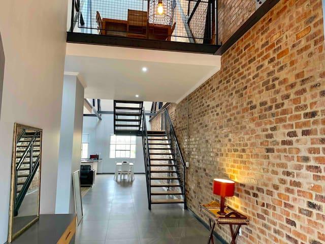 Braamfontien Loft: Lifestyle Living Precinct