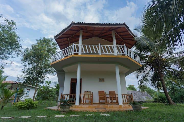 Gayan's Cabana (3) Room - Hambantota