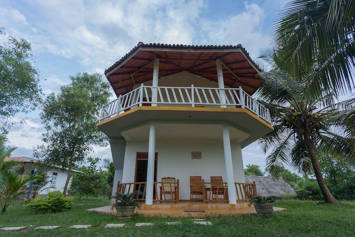 Gayan's Cabana (3) Room - Hambantota - วิลล่า
