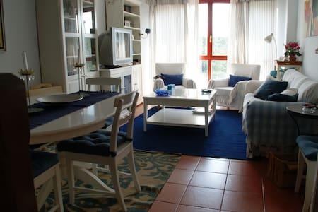 COMODO Y SOLEADO APARTAMENTO EN COMILLAS - Комильяс - Квартира