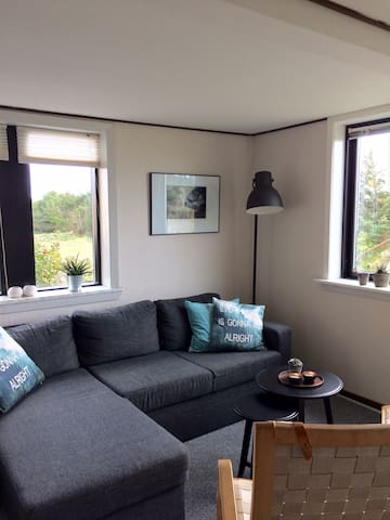 Cozy apartment close to the beach - fri wifi - Vejers Strand - Lyxvåning