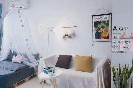 【问宿】一居室,近渤海国际,紧邻滨医