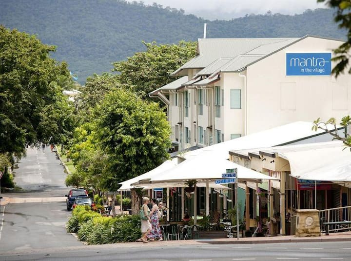 Attractive Double Standard At Port Douglas