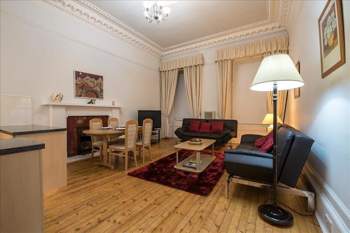 Kelvin Apartment Glasgow