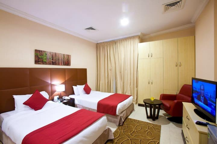 Kingsgate Hotel Doha - Superior Twin bed Room