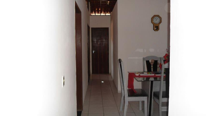 Casa Sol Nascente em Porto Da Rua - Porto da Rua