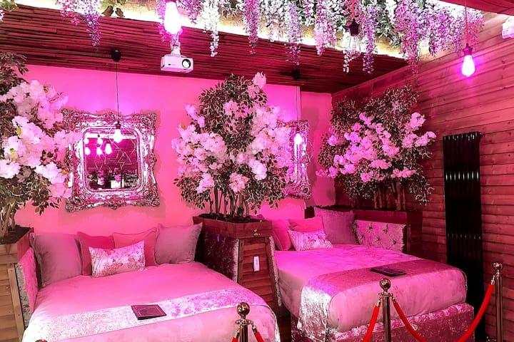 Unique Luxury City Boudoir Accommodation for 8