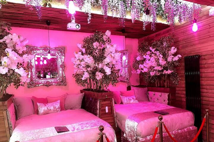 Unique Luxury City Boudoir Accommodation for 6