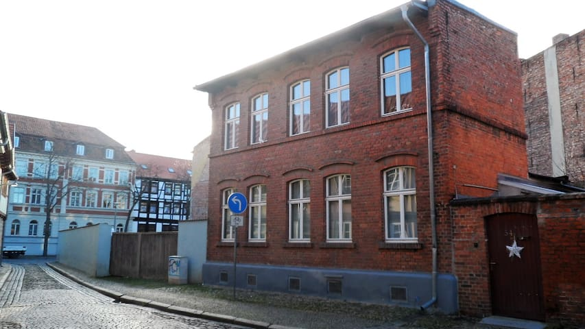 harz quedlingburg vrijstaand huis - Quedlinburg - Hus
