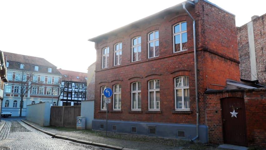 harz quedlingburg vrijstaand huis - Quedlinburg - Dom