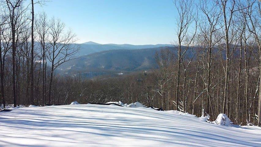 Awesome winter wonderland