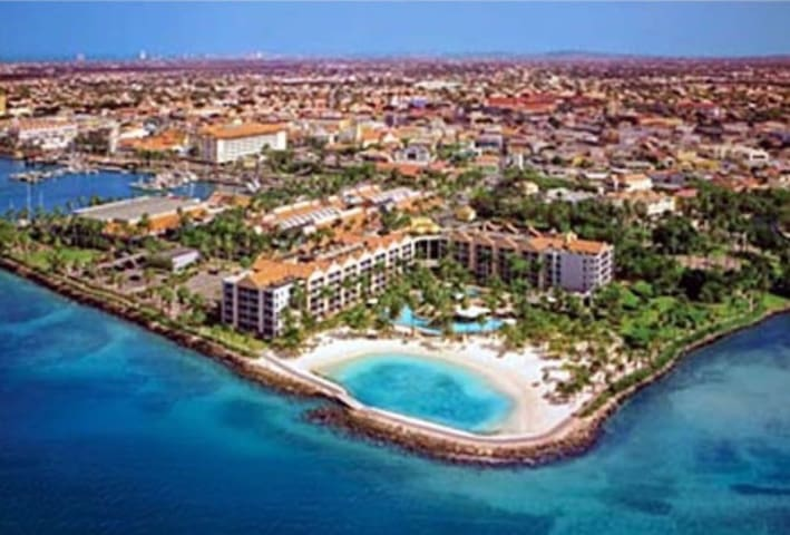 Renaissance Aruba Resort & Casino - Oranjestad - Appartement