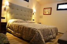 Habitación 02, con sofá cama adicional