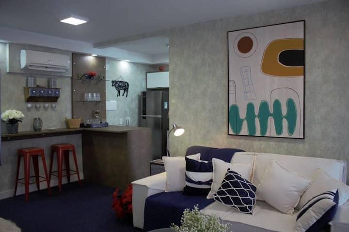 Incrível Apartamento em Alphaville