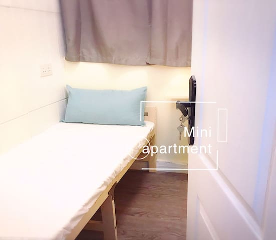 RmA - Private Room in Center of Causeway Bay